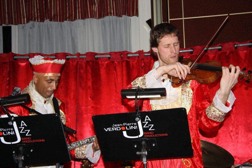 Soirée Galette des rois - Musiciens