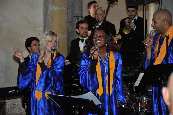 Orchestre cérémonie religieuse