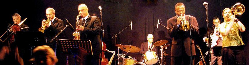 2006 - Avec le Big Beat Band et LEROY JONES - Lentilly