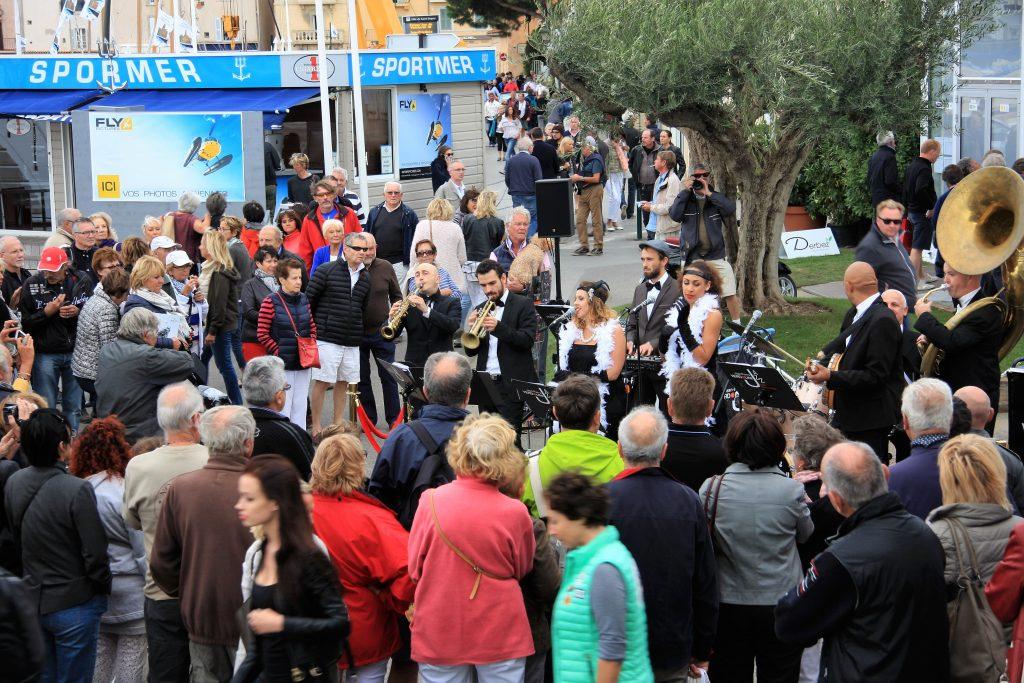 Evènementiel sportif - Voiles de St Tropez 2015 - 2ème jour