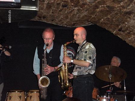 2007 – Avec Jaag Quartet Hot Club Lyon
