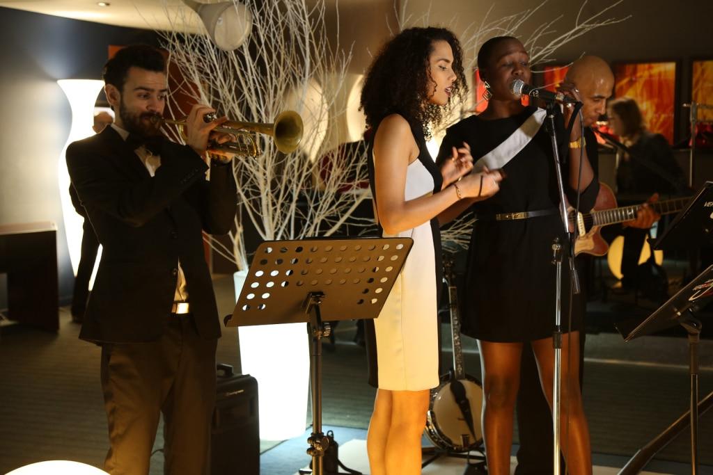 Animation musicale à Lyon d'un évènement privé