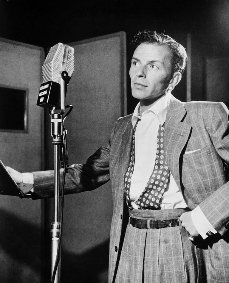 Hommage Franck Sinatra