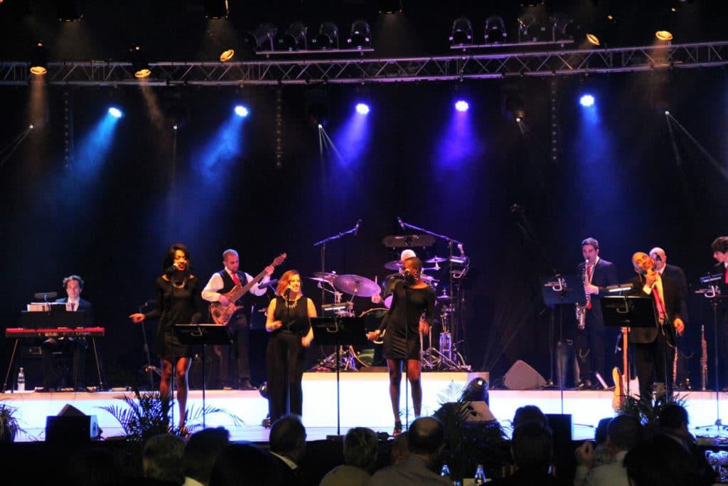 Orchestre de jazz à Lyon