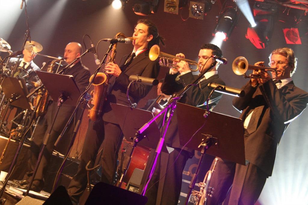 Répertoire Swing Boogie